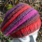 Modèle bonnet tricot femme gratuit