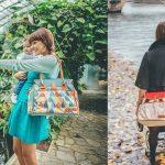 Sac a langer style bag