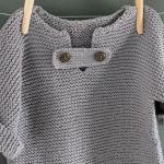 Modele tricot gilet fille 2 ans gratuit