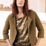 Modele gratuit tricot femme