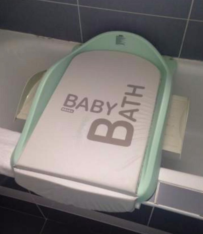 Table A Langer De Baignoire Beaba Tout Pour Le Bebe