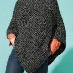 Modele tricot grosse laine gratuit