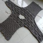 Pull femme à tricoter gratuit