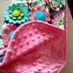 Tissu pour doudou bebe