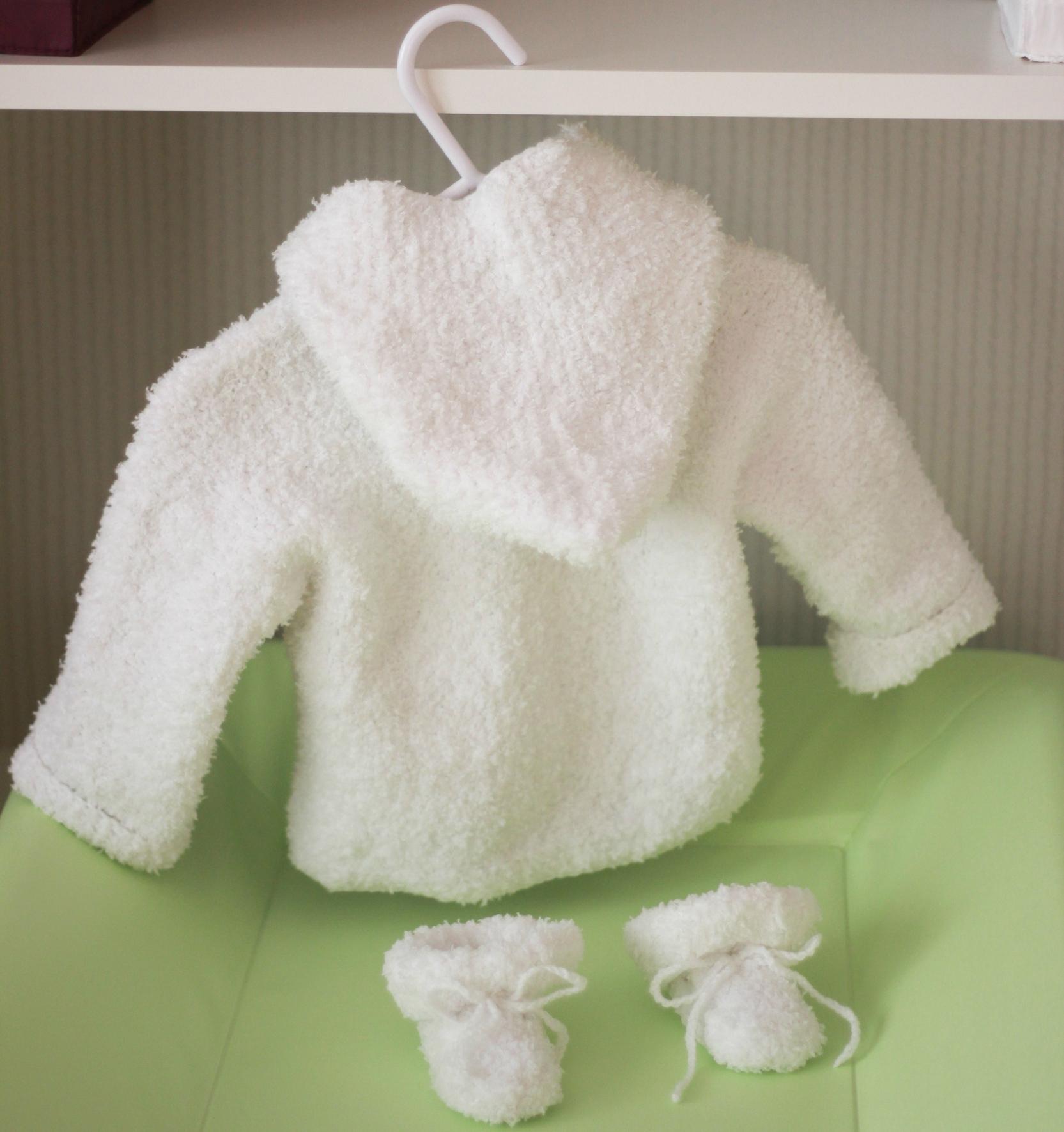 modeles tricot layette gratuits