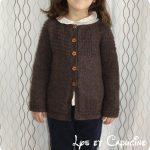 Modele tricot gratuit fille
