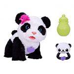 Bebe panda peluche