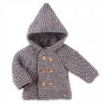 Gilet bébé garçon tricot
