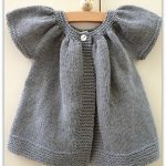 Tricot bebe fille 6 mois
