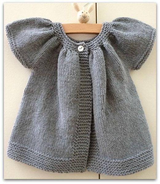94dff16c16f4 Je veux trouver un joli tricot pour mon bébé ou à offrir pas cher ICI  Tricot bebe fille 6 mois