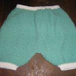 Pantalon en tricot bebe