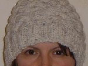 explication bonnet torsade femme