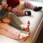 Tricot jambiere bebe gratuit