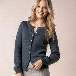 Modèle gilet tricot femme gratuit à télécharger