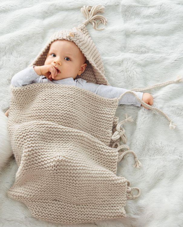 Tricoter nid d'ange