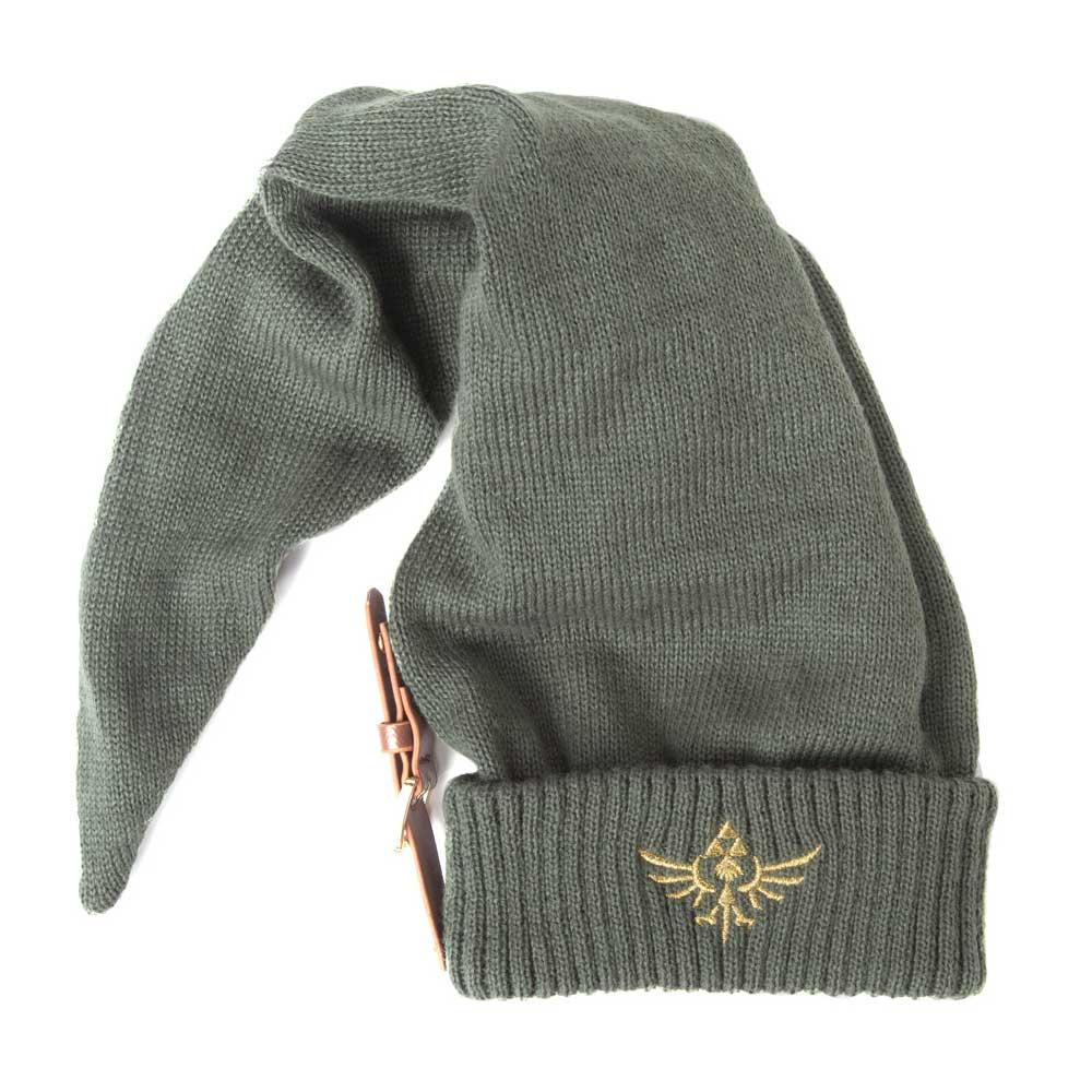 Tricot bonnet zelda