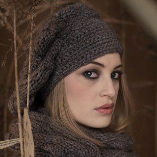 Tricoter un bonnet femme au crochet