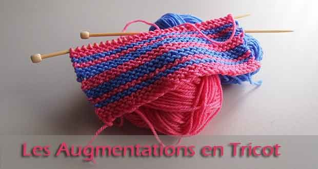 Augmentation tricot calcul