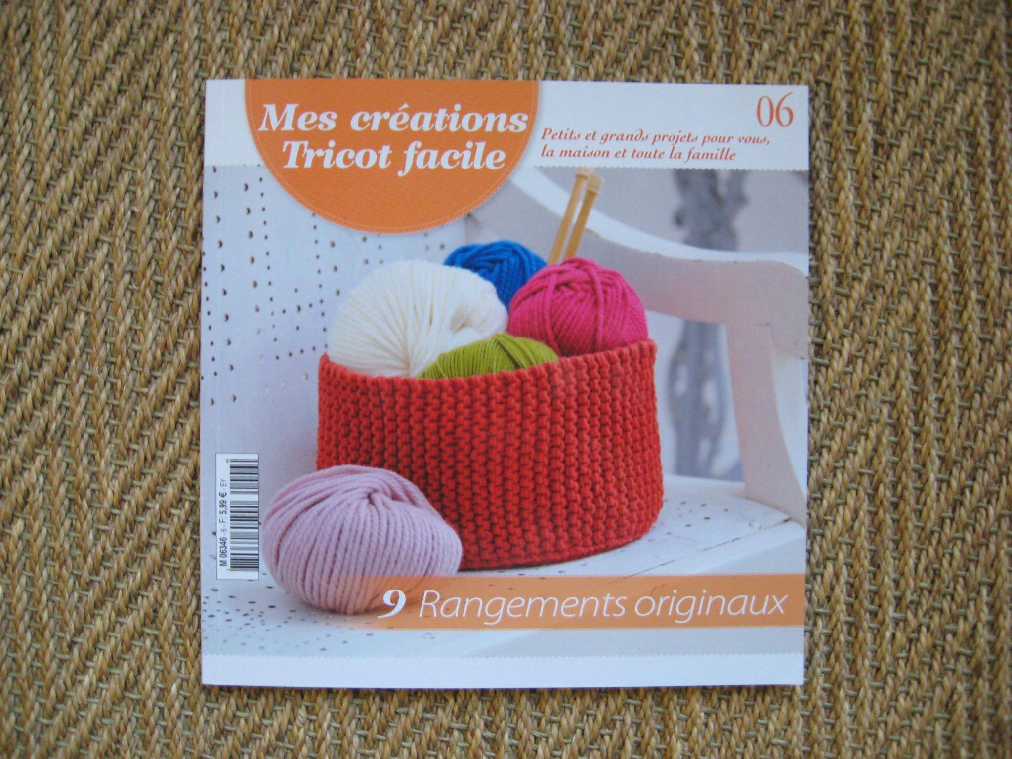 Le tricot facile hachette