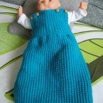 Tricot sac bebe