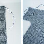 Modele tricot veste facile