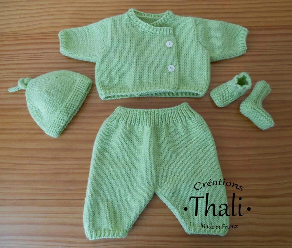 Tricoter pour les prématurés