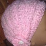 Tricoter un bonnet charleston