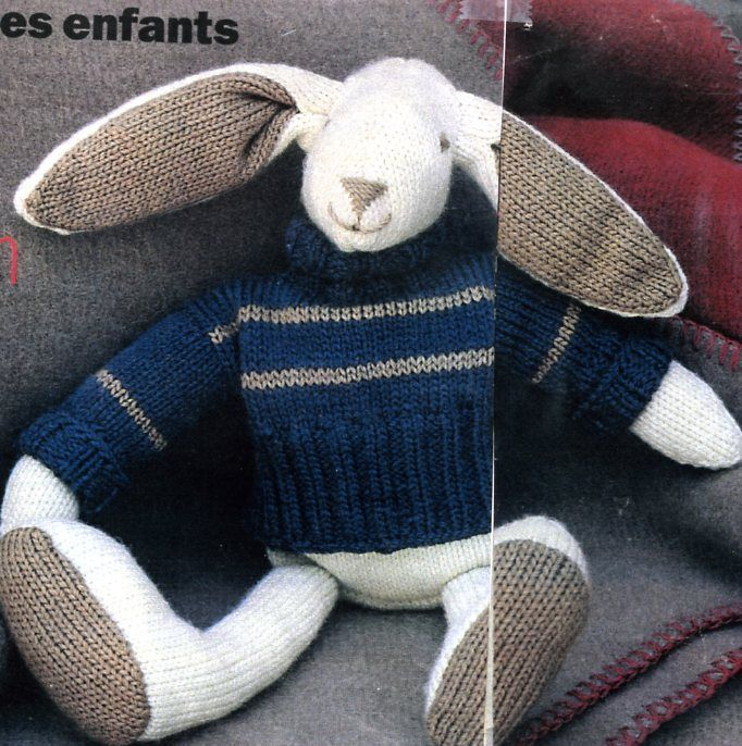 Tricot lapin