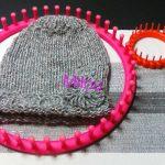 Tricotin tuto bonnet