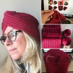 Comment tricoter un bonnet turban