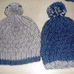 Tricoter un bonnet garçon 6 ans
