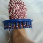 Tricotin knifty knitter
