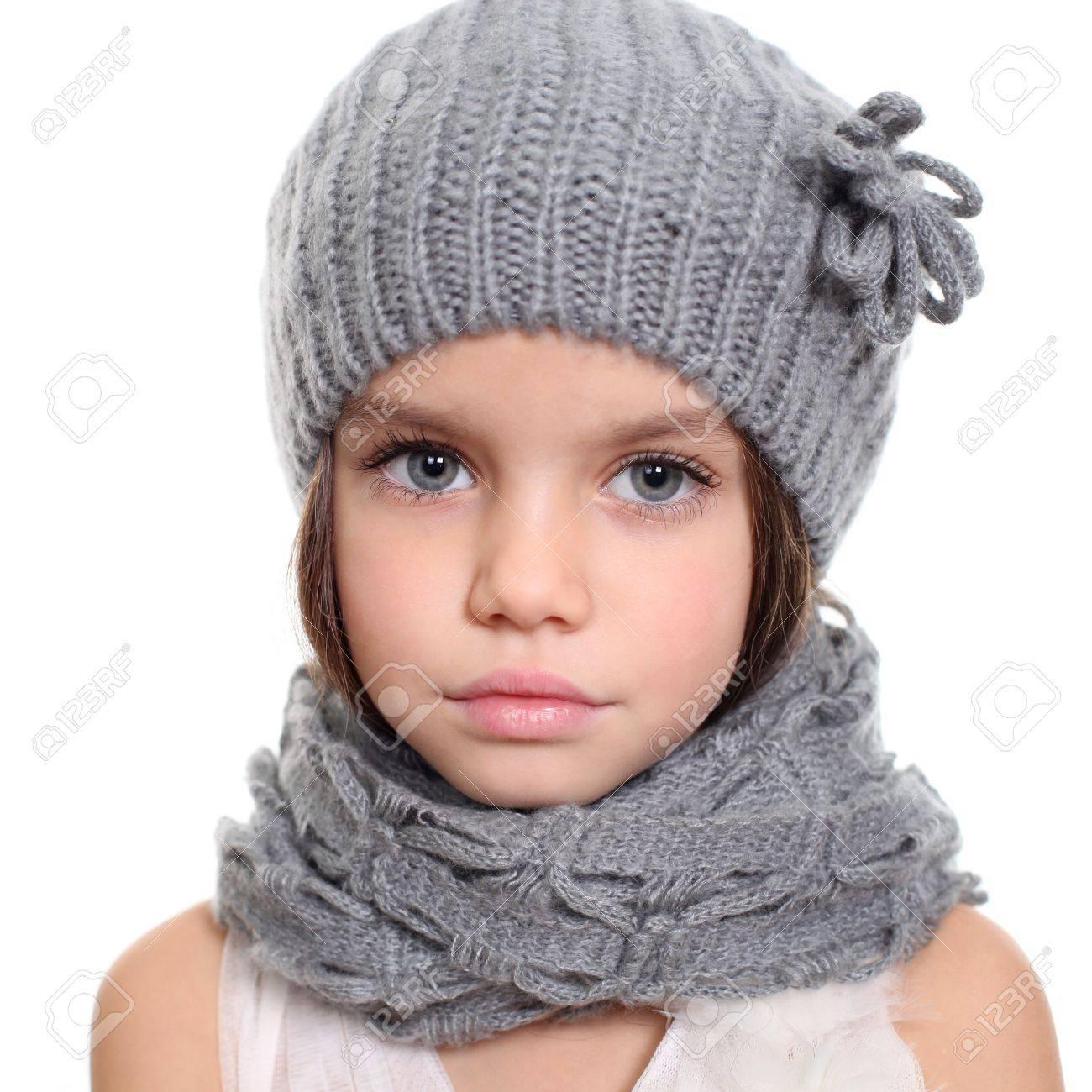 Tricoter bonnet jeune fille