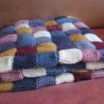 Tricoter un plaid facile pour bébé