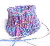 Tricoter définition facile