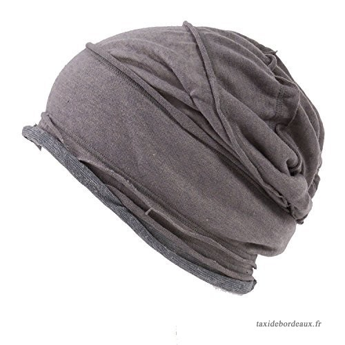 Tricoter un grand bonnet