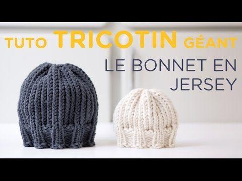 Tuto tricotin tressé