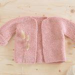 Tricotage bébé