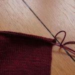 Tricot et stitch