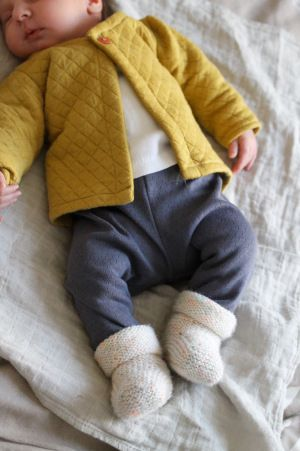 Tricoter habits bebe