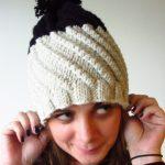 Tricoter un bonnet laine
