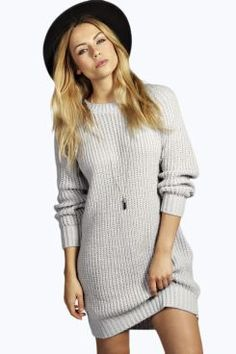 Tricoter robe pull