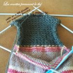 Tricoter avec 5 aiguilles