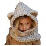 Tricot bonnet bebe ours