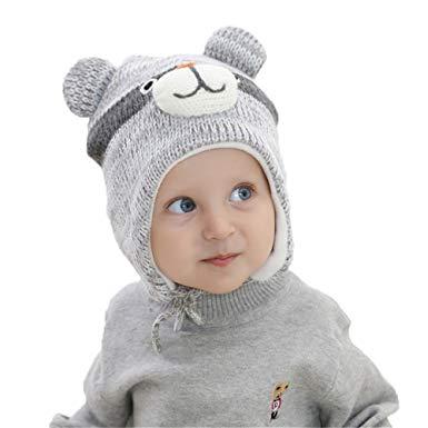 Tricoter bonnet oreille ours