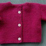 Projet tricot débutant gratuit