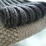 Tricoter facile écharpe
