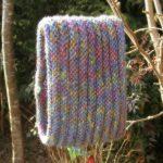 Tricoter tour de cou fille