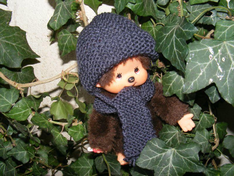 Tricoter un bonnet pour kiki
