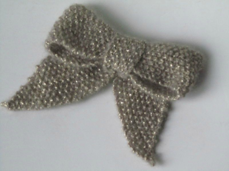Tricot noeud
